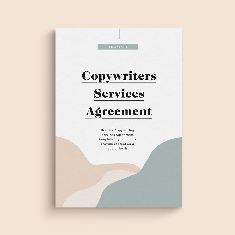 Essentials Legal Kit for Copywriters