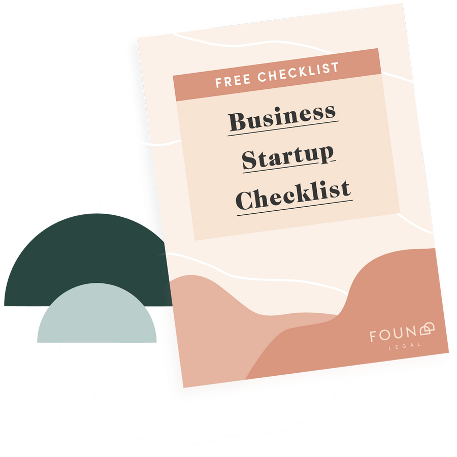 Free business start up checklist