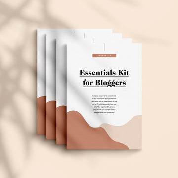 legal template kit for bloggers