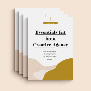 legal template pack for creative agencies