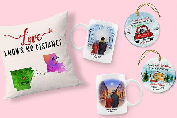 5 Best Personalized Holiday Gifts For Your Love