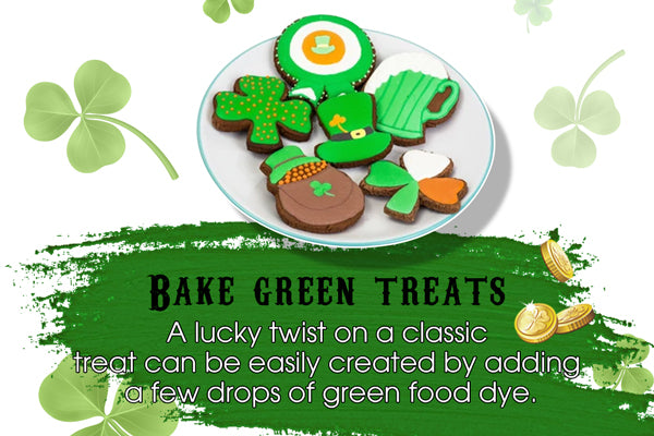40 delicious St. Patrick inspired desserts from Better Homes and Gardens