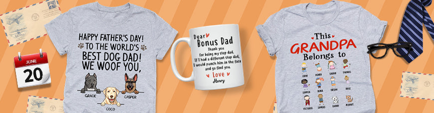 Father's day cutoff date banner