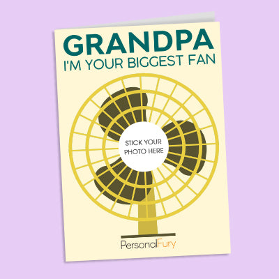 Father's Day grandfather card