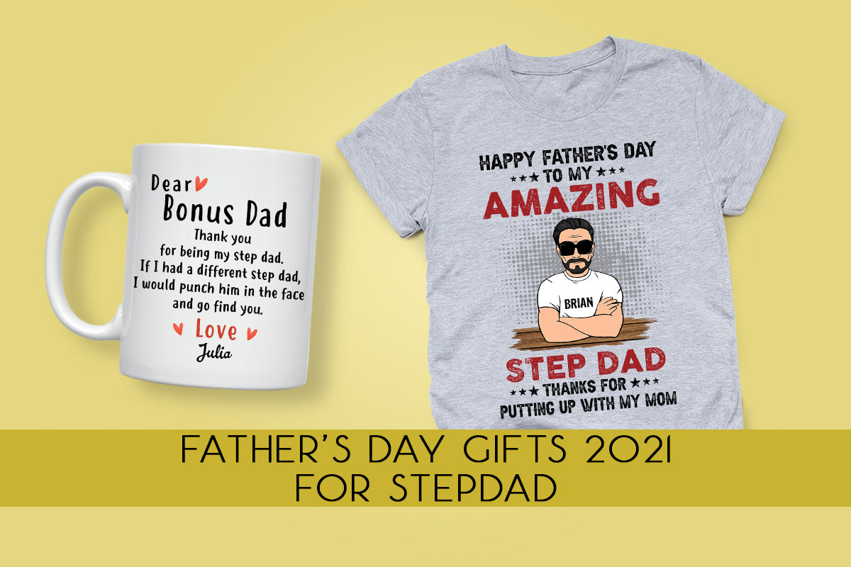 Father's Day Gifts 2021 For Stepdad When You Have No Idea What to Buy Him