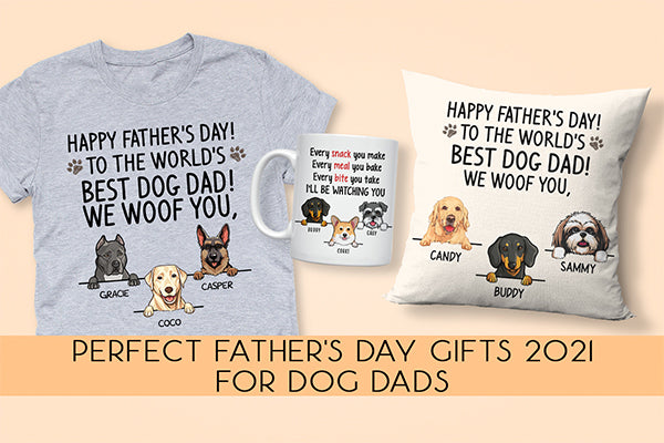 All The Best 2021 Father's Day Gift Ideas For Your Dog Dad