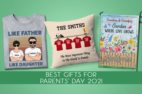 Best Gifts For Parents In Honor Of Parents' Day 2021