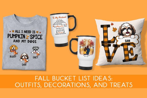 The Ultimate Ideas For Your Fall Bucket List 2021