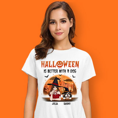 Wear Halloween-themed clothes