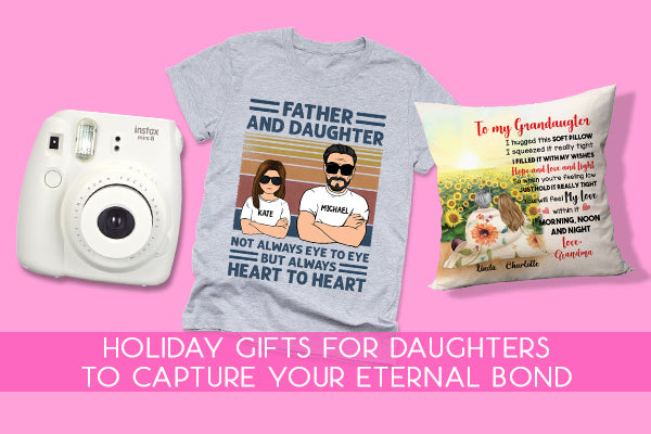 25 Thoughtful Holiday Gifts For Your Daughters In 2021