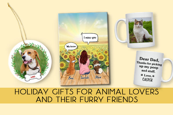 25 Best Holiday Gifts For Animal Lovers And Their Furry Friends In 2021