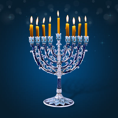When is the best time to light the Chanukah candles?