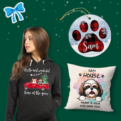 Open Christmas gifts throughout the 12 days of Christmas