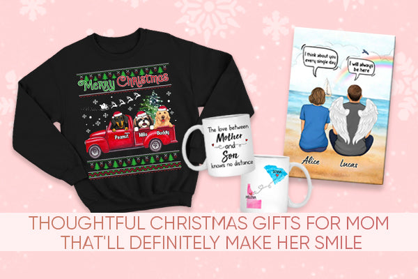 30 Thoughtful Christmas Gift Ideas For Mom In 2021