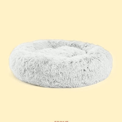 Donut Cat and Dog Bed