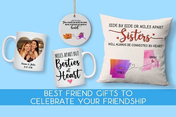 Unique Best Friend Gifts To Celebrate Your Closest Allies In 2021