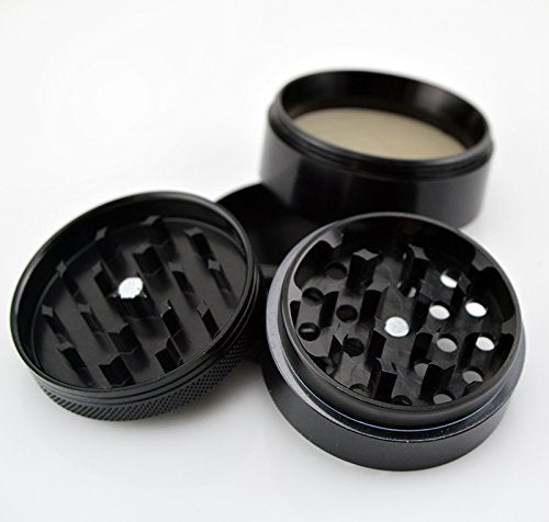 Piranha Grinder Hard Top 4 Piece Grinder