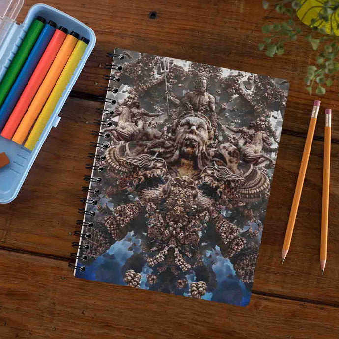 Sage Of Atlantis Notebook