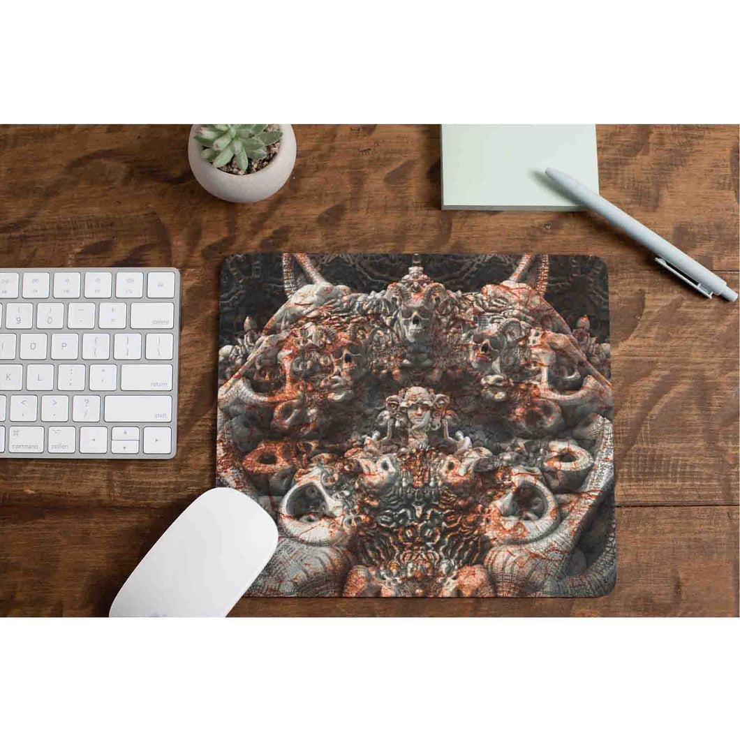 Calm Between Chaos Mousepad