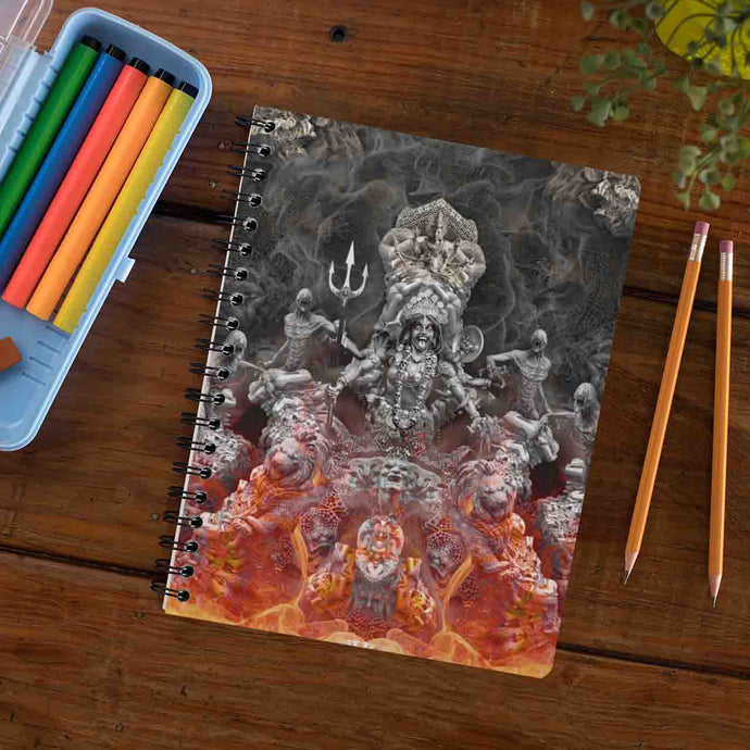 Maha Kali Notebook