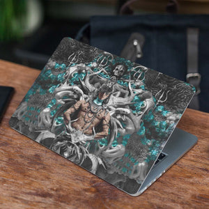 Occult Shiva Laptop Skin
