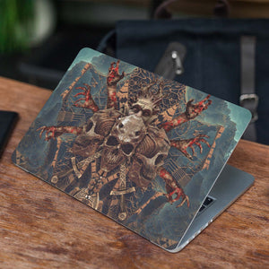Demon Of Desires Laptop Skin