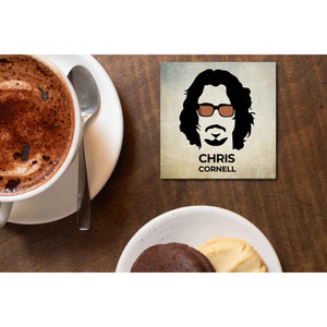 Audioslave Coaster - Chris Cornell Coasters The Banyan Tee TBT