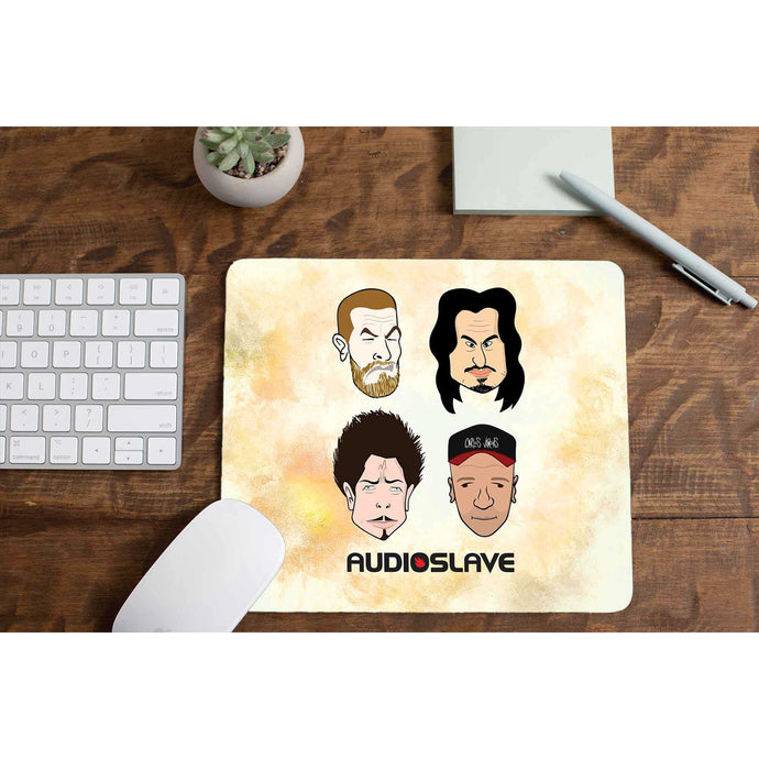 Audioslave Mousepad The Banyan Tee TBT