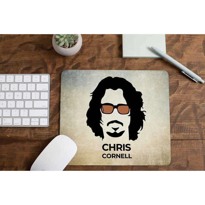 Audioslave Mousepad - Chris Cornell The Banyan Tee TBT