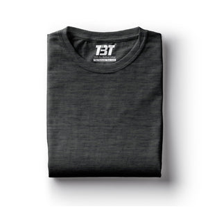 plain t-shirt india charcoal melange black melange antra melange t-shirts the banyan tee tbt basics buy plain tshirts india