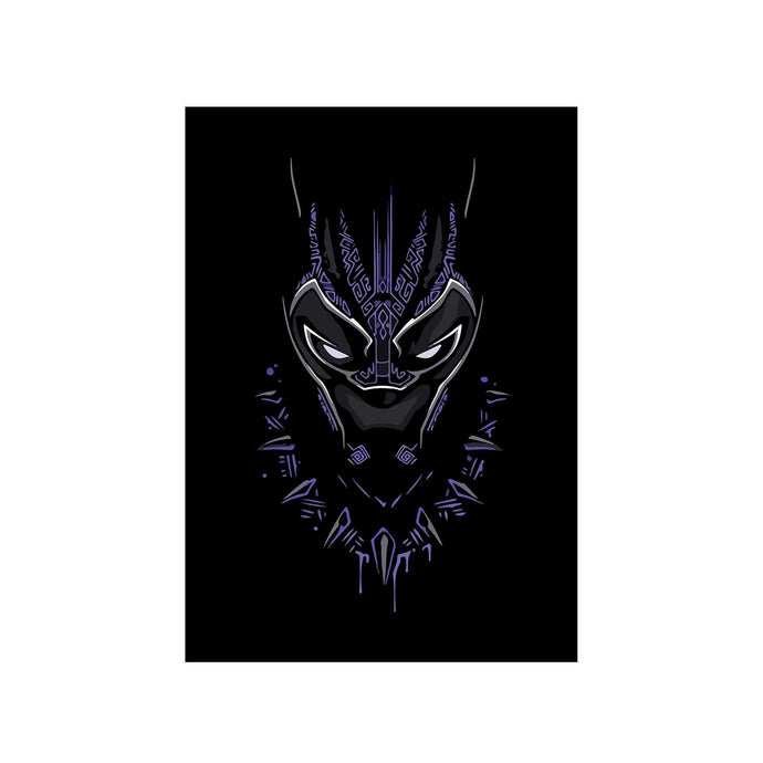 Black Panther Poster The Banyan Tee TBT