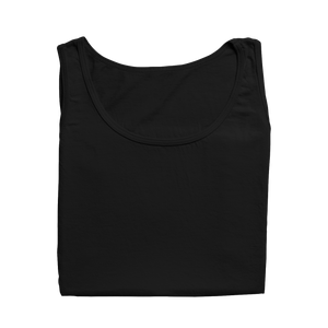 black tank top by the banyan tee cotton plain black tank tops india for girls for women for gym