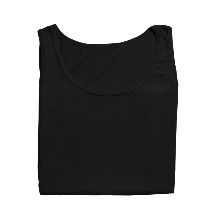 black tank top by the banyan tee cotton plain black tank tops india