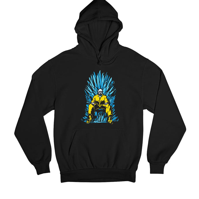 Breaking Bad Hoodie - The Iron Throne Hoodie Hooded Sweatshirt The Banyan Tee TBT