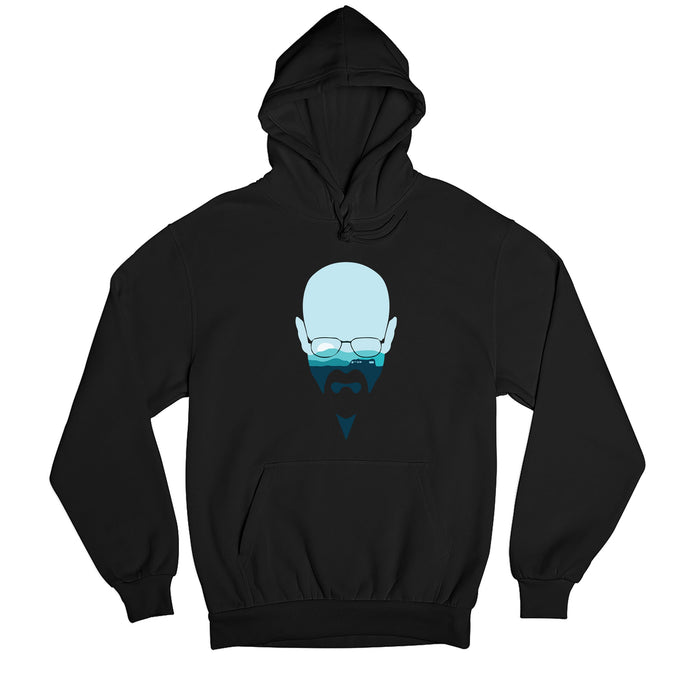 Breaking Bad Hoodie - Walter White Hoodie Hooded Sweatshirt The Banyan Tee TBT