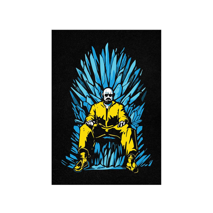 Breaking Bad Poster - The Iron Throne The Banyan Tee TBT