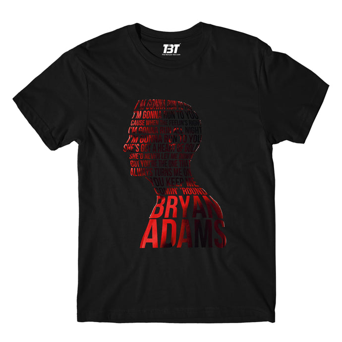 Bryan Adams T-shirt - Run To You T-shirt The Banyan Tee TBT