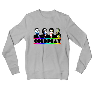 Coldplay Sweatshirt Sweatshirt The Banyan Tee TBT
