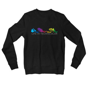 Coldplay Sweatshirt - Life In Technicolor Sweatshirt The Banyan Tee TBT