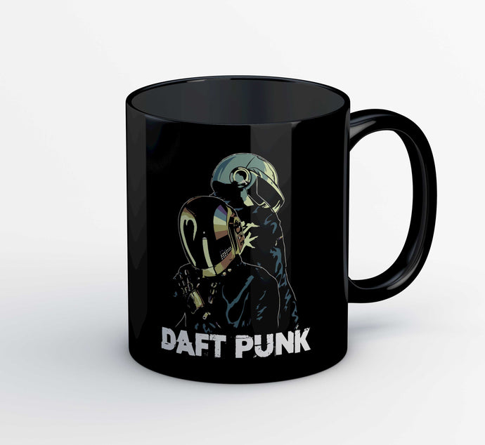 Daft Punk Mug Mugs The Banyan Tee TBT