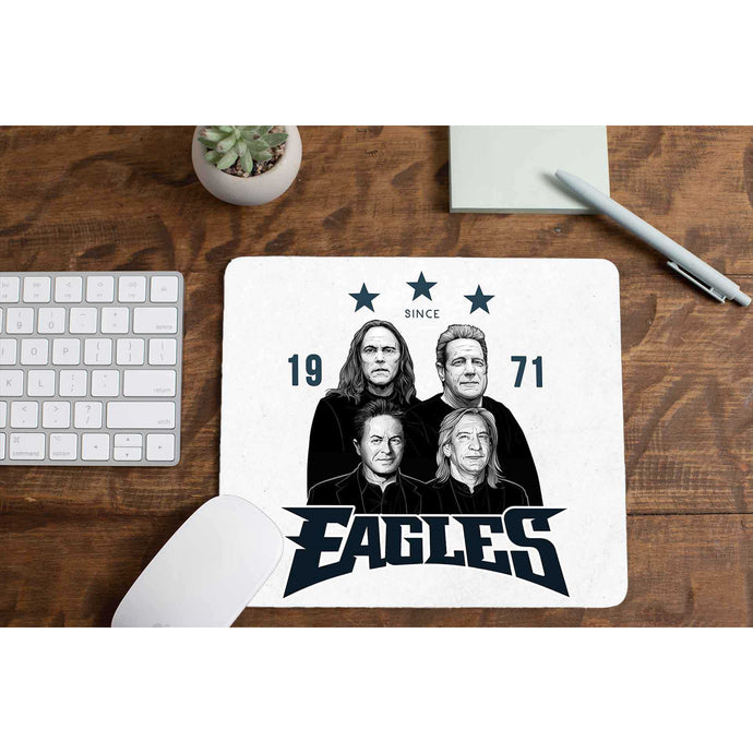 Eagles Mousepad The Banyan Tee TBT
