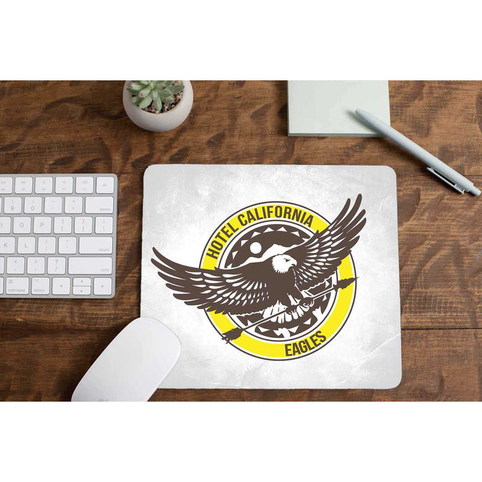 Eagles Mousepad - Hotel California The Banyan Tee TBT