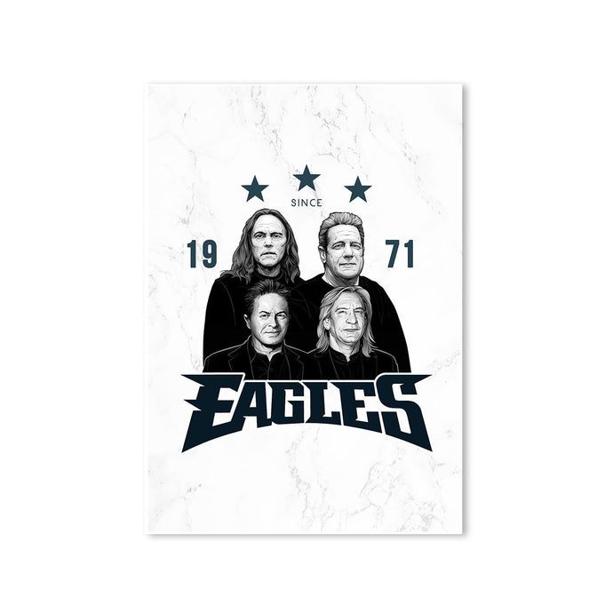 Eagles Poster Posters The Banyan Tee TBT