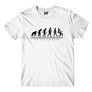Elvis Presley T-shirt - Evolution T-shirt The Banyan Tee TBT
