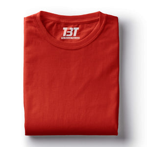 plain t-shirts brick red t-shirt plain brick red tshirts the banyan tee tbt basics