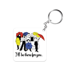 Friends Keychain - I'll Be There For You The Banyan Tee TBT