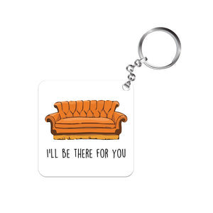 Friends Keychain - The Iconic Couch The Banyan Tee TBT