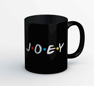 Friends Mug - Joey The Banyan Tee TBT