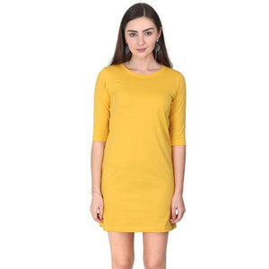 golden yellow t shirt dress by the banyan tee yellow tshirt dresses