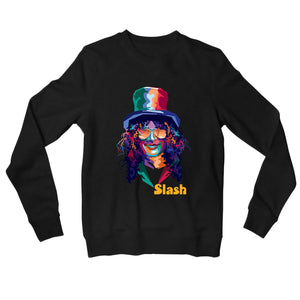 Guns N' Roses Sweatshirt - Slash Sweatshirt The Banyan Tee TBT